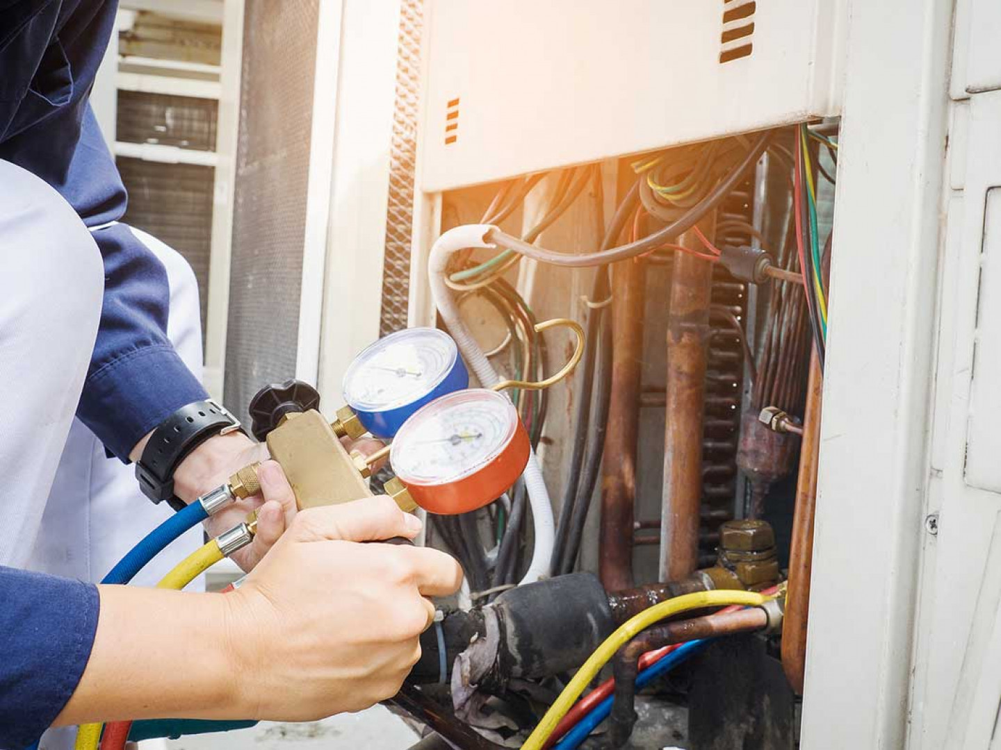 Rely on us for HVAC Repairs